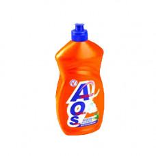 Средство для мытья посуды AOS (450гр)