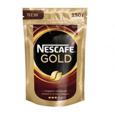 Кофе Nescafe Gold, вакуум, 150 г