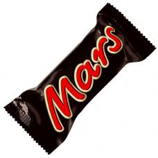 Шоколадный батончик Mars (55гр)