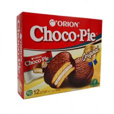 Печенье Orion Choco Pie 12шт (360гр)