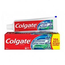 Зубная паста Colgate Тройное действие (154гр)