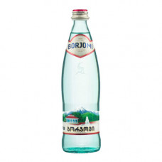 Минеральная вода Borjomi (1л)