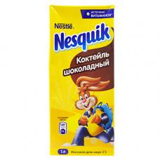 Nesquik шоколадный коктейль (1Л)